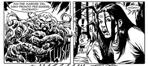 Zagor #614 – Gli assassini venuti dallo spazio (Burattini, Barison)