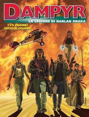 Dampyr #200 (Boselli, Rossi)