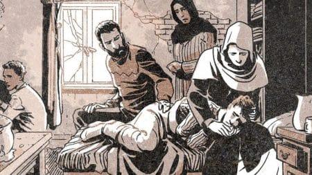 Marvel/ABC News: fumetto digitale per la città siriana di Madaya