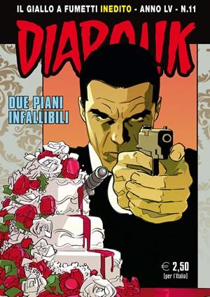 Diabolik Anno LV #11 (Pasini, Finocchiaro, Di Bernardo)