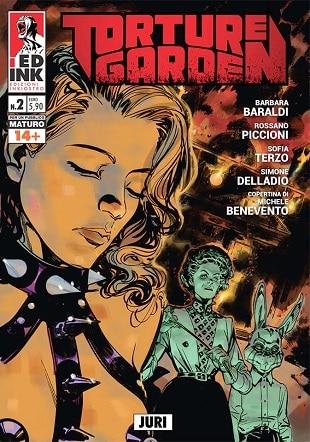 Le novità Edizioni Inkiostro per Lucca Comics & Games 2016_Notizie