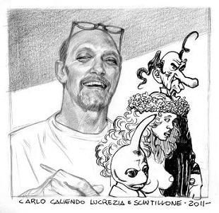 Disegnare Dylan Dog: Carlo Ambrosini e Luigi Piccatto_Interviste