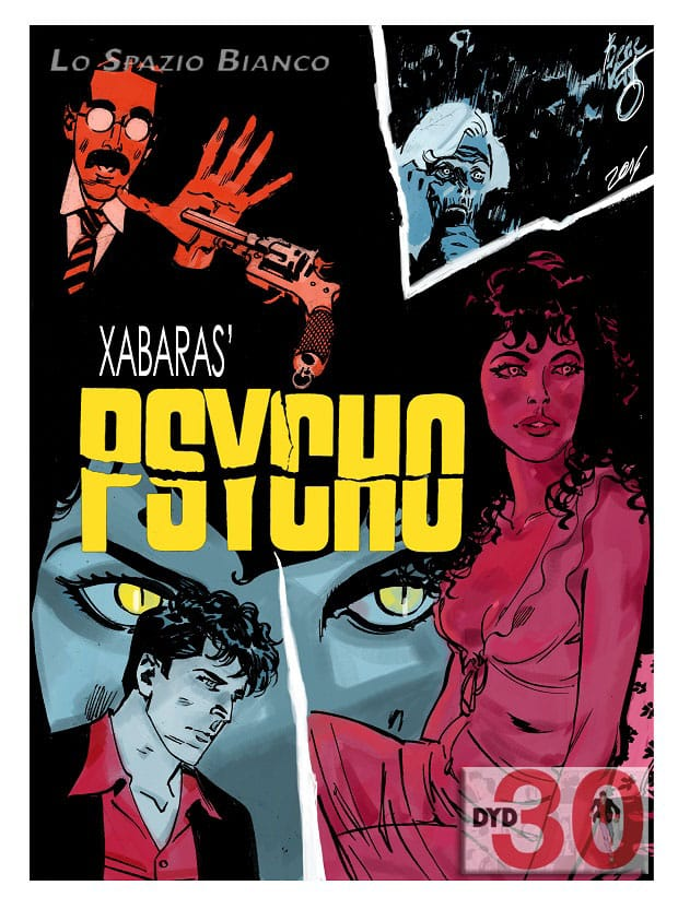 "Michele Benevento presenta: Dylan Dog in ""Psycho"""