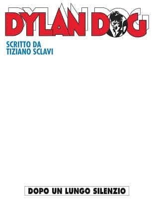Tiziano Sclavi torna con Dylan Dog - Dopo un lungo silenzio