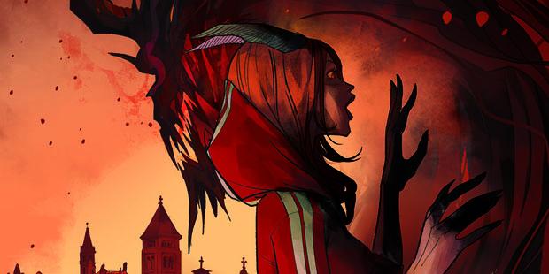 Demon's Daughter: secondo capitolo in anteprima a Lucca