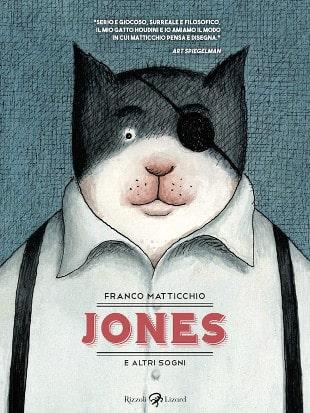 Franco Matticchio e il surrealismo poetico di Jones