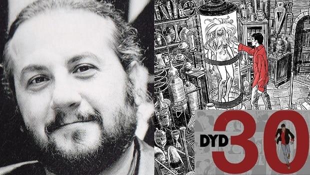 Io e Dylan Dog: intervista a Giancarlo Marzano