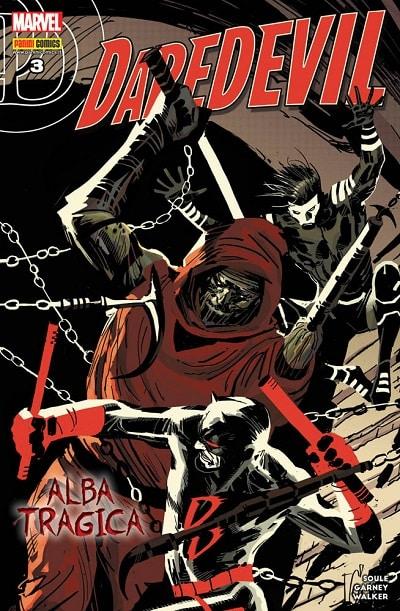 Daredevil #3 - Alba tragica (Charles Soule, Ron Garney)_BreVisioni