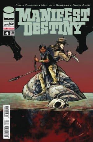 Manifest Destiny #4 (Dingess, Roberts)