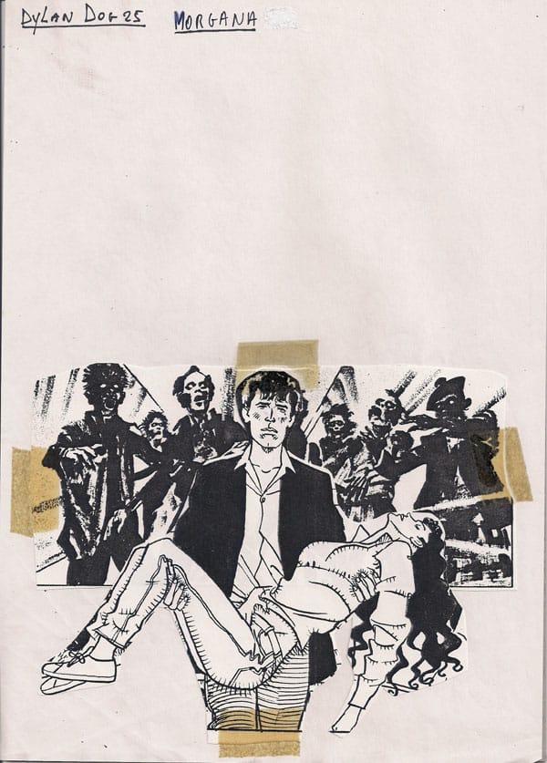 Disegnare Dylan Dog: intervista a Claudio Villa