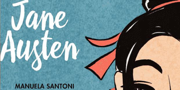 Anteprima: Jane Austen di Manuela Santoni