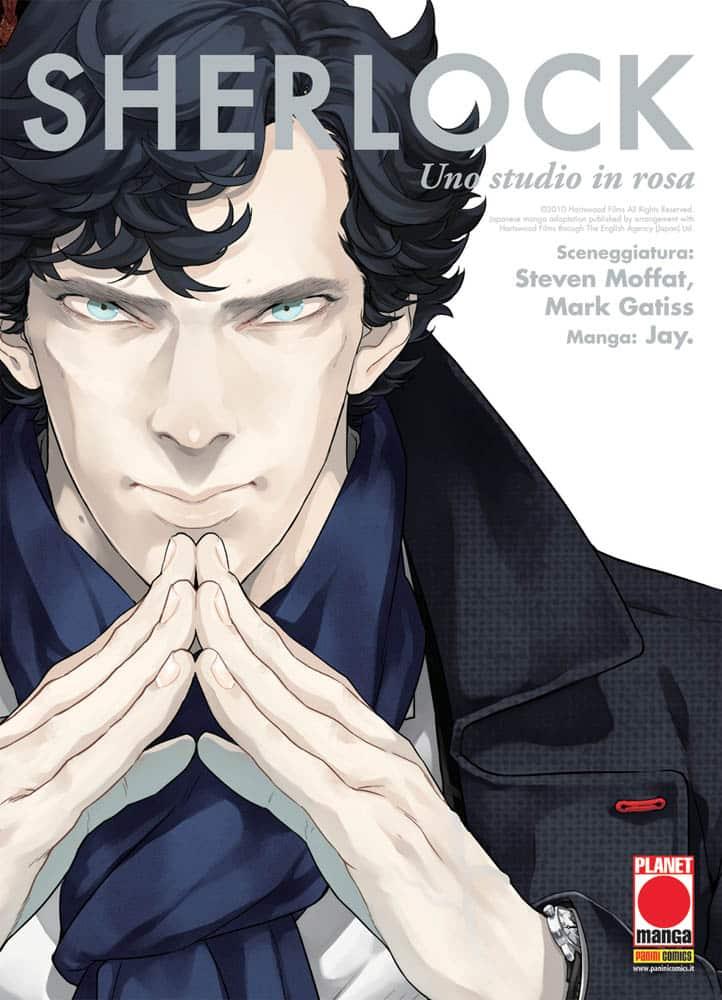 Sherlock: Uno studio in rosa in anteprima a Lucca 2016