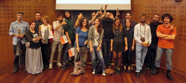 I vincitori dei premi Boscarato