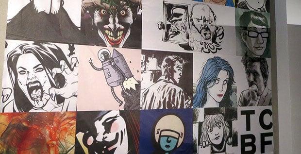 TCBF 2016, il festival di chi fa fumetti