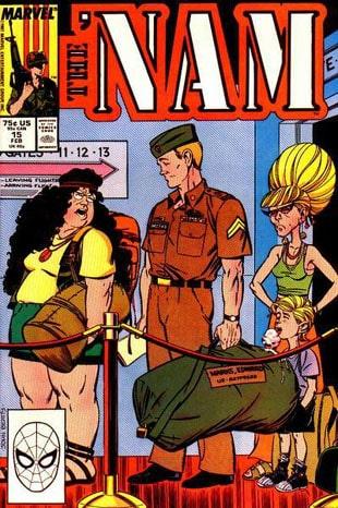 The 'Nam vol #2: fine di un turno di servizio in Vietnam
