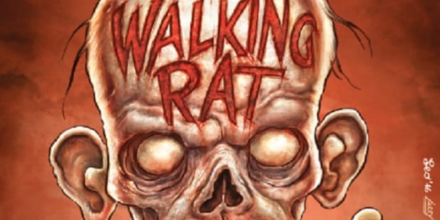 """The Walking Rat"" a Lucca con Leo Ortolani e Cecilia Strada di Emergency"