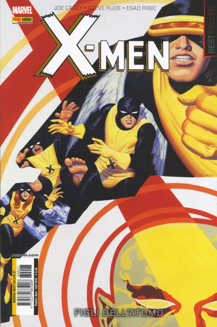 X-Men: Figli dell'atomo (Casey, Rude, Ribic)