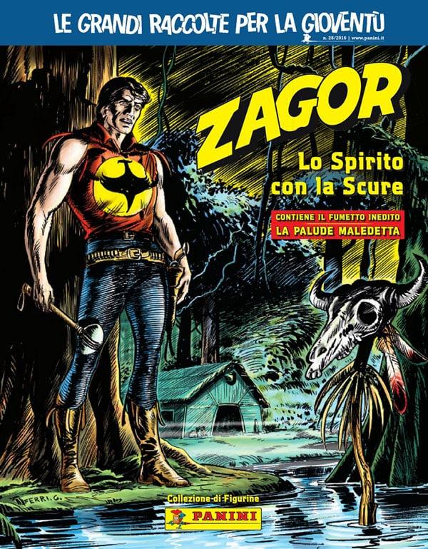 In arrivo la collezione di figurine di Zagor
