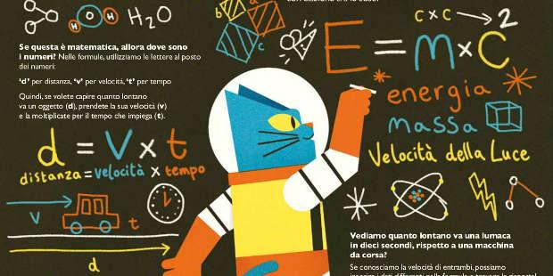 Il professor Astro Gatto e la fisica spiegata ai bambini