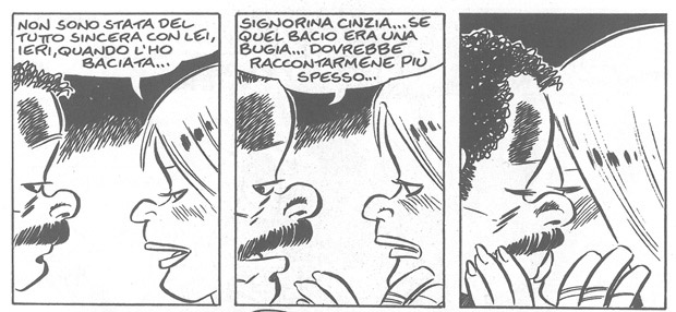 The Rat-Man's Countdown #4: Cinzia e Brakko
