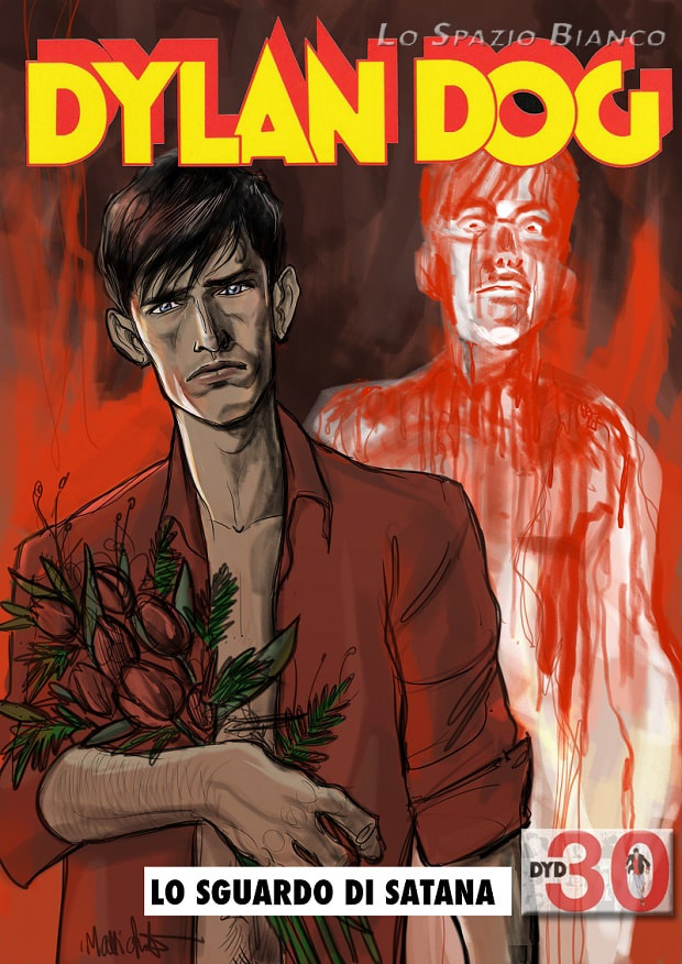 "Mattia Surroz presenta: Dylan Dog in ""Carrie"""