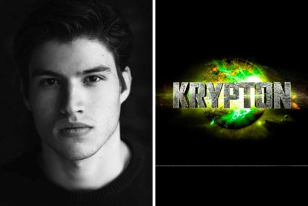 Krypton: Cameron Cuffe protagonista del prequel SyFy