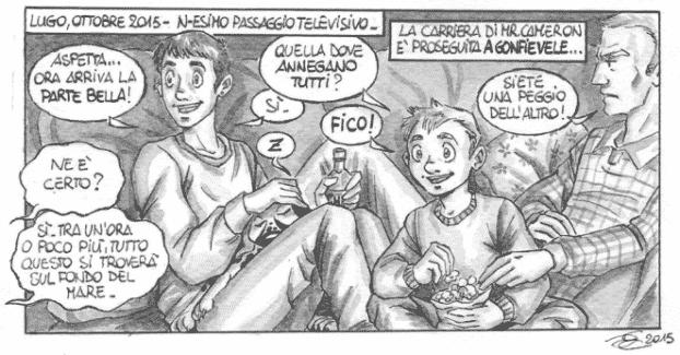 Daria Emiliani: un fumetto al servizio della vita
