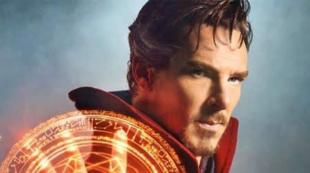 Doctor Strange: Il film Marvel è primo nel primo week-end di programmazione