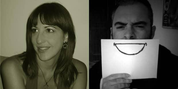 Sulla collina con Ilaria Ferramosca e Mauro Gulma