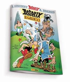 Asterix: a ottobre in edicola una collana quindicinale