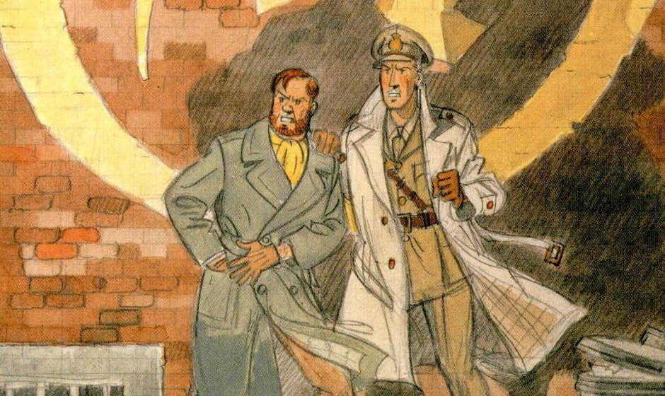 Blake e Mortimer – Lettura sleale delle avventure di Jacobs