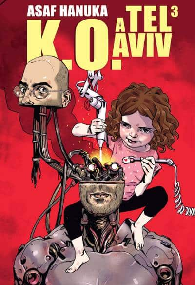 Da Bao Publishing i nuovi fumetti di Ste Tirasso e Asaf Hanuka