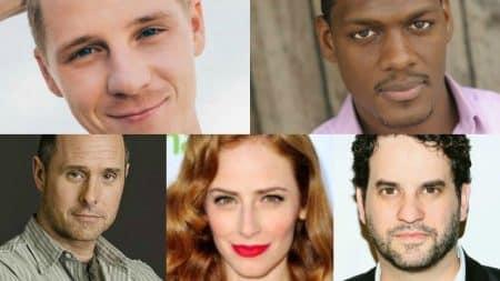 Marvel's The Punisher:  cinque nuovi ingressi nel cast