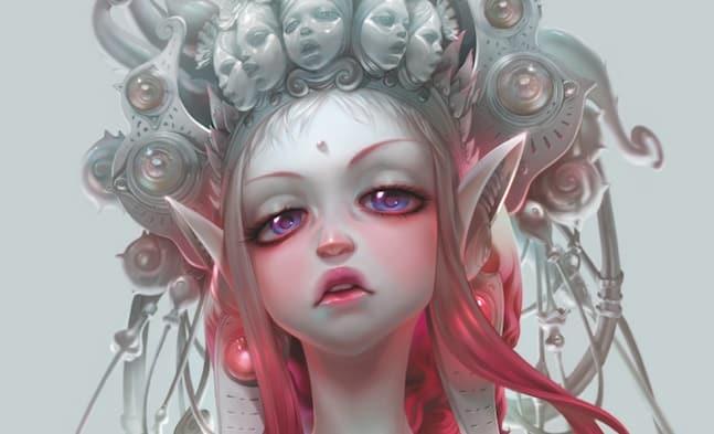 E' disponibile il quarto volume di Sky Doll: Sudra