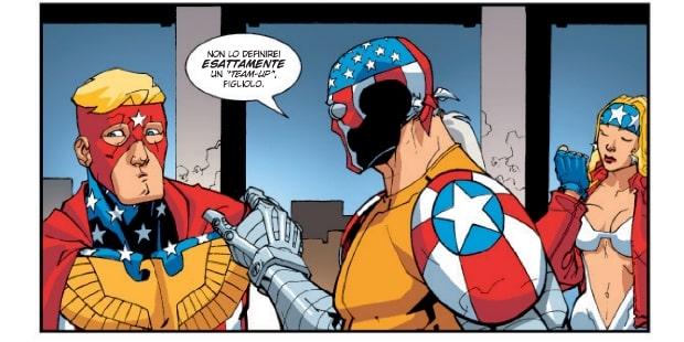 Dagli anni '90 con furore: Superpatriot!