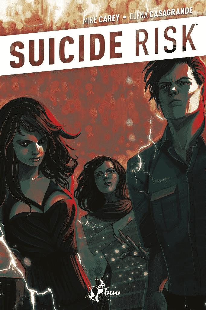 Con il sesto volume si conclude la saga di Suicide Risk