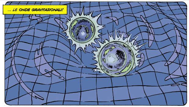 Topolino e Orazio, travolti dalle onde gravitazionali_Recensioni