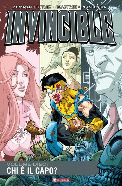 E' disponibile il decimo volume di Invincible