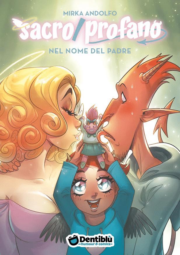"""Sacro/Profano: """"Nel nome del padre"""" a Lucca Comics&Games"""