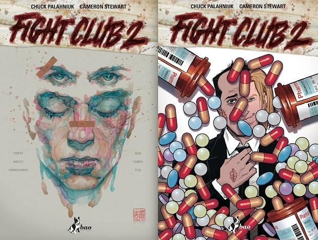 "E' disponibile ""Fight Club 2"" il seguito del cult movie"