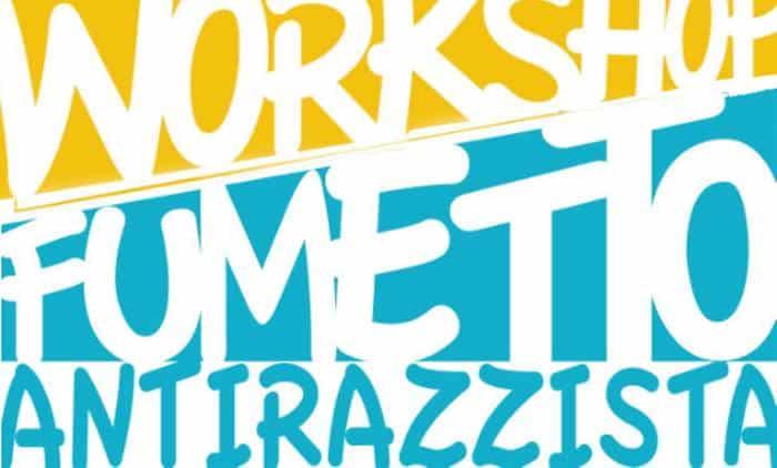 Workshop di fumetto antirazzista a Milano