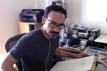 Nella tela del Ragno: intervista a Humberto Ramos