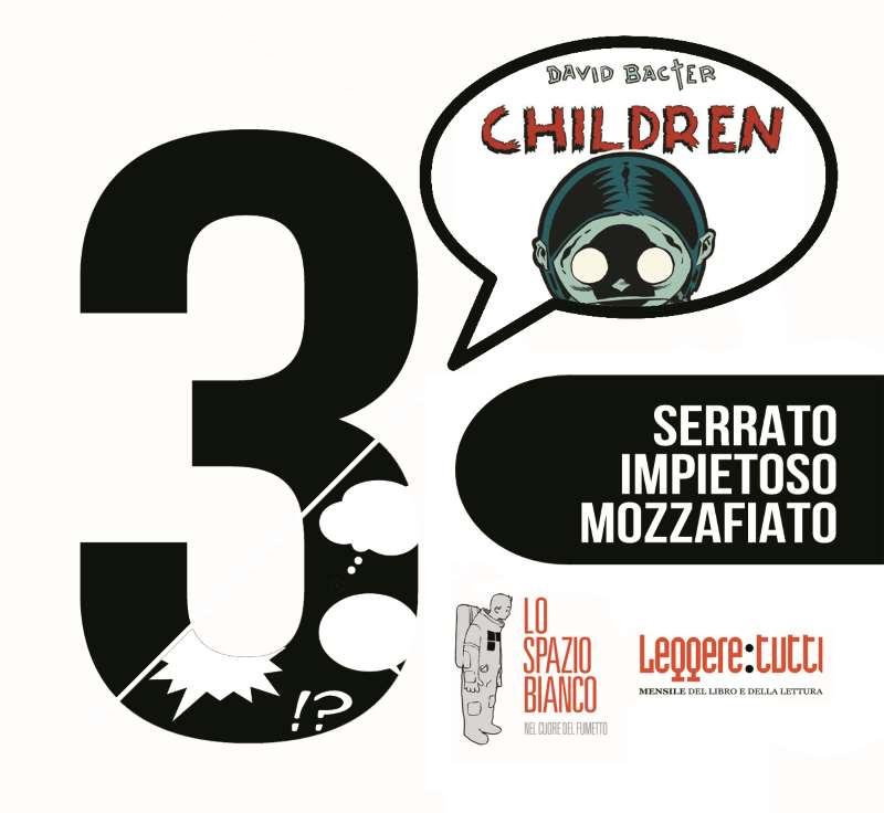3_Children_3 - il meglio del fumetto