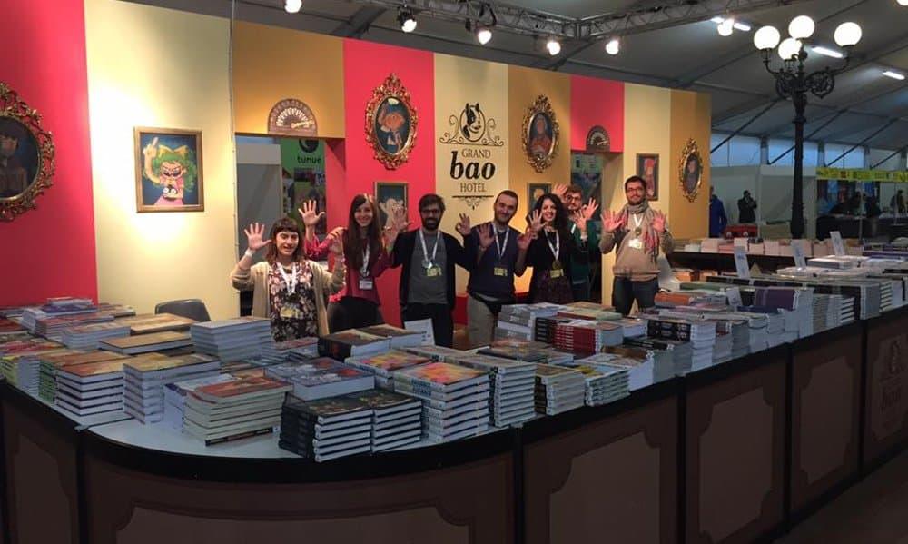 BAO: il panel della casa editrice a Lucca Comics 2016