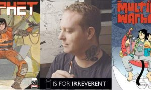 Comics as endless experiments: interview with Brandon Graham