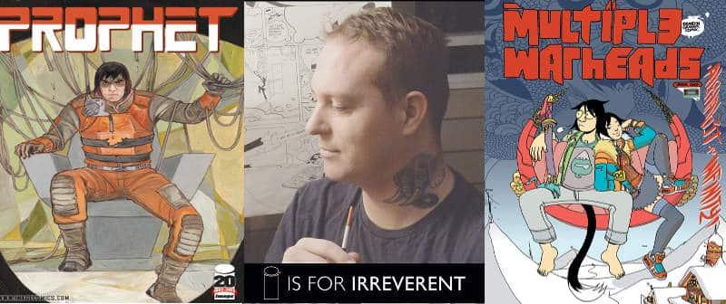 Il fumetto come esperimento: intervista a Brandon Graham