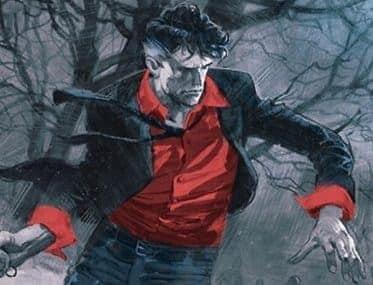 Dylan Dog, i personaggi nel nuovo corso 1) Dylan