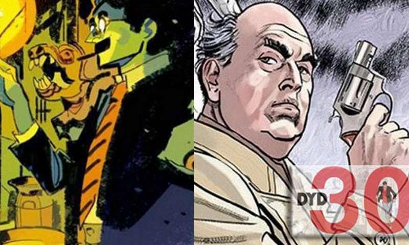 Dylan Dog: i personaggi nel nuovo corso 2) I Comprimari