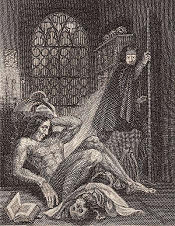 Frankenstein_1831_Recensioni
