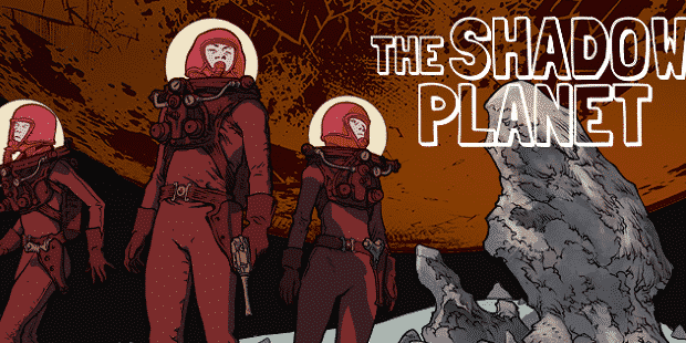 The Shadow Planet #1 (Barbieri, Pagliarani)